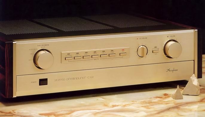 PREAMP ACCUPHASE C-202. OPINIONES C-202