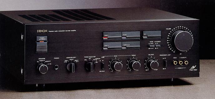 Denon Pma 1560 /Poa 2200 Pma-700v