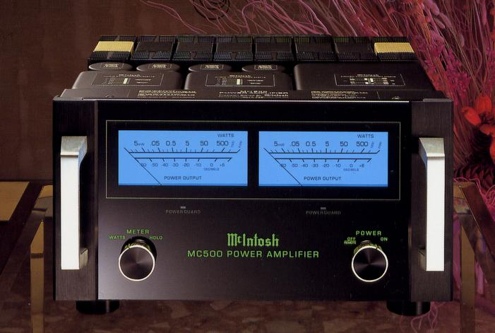 Mcintosh Mc500