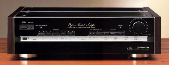 Sony ES/QS e Pioneer Reference/Elite/Precision series C-90a