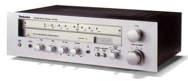 Technics Technics SA-100