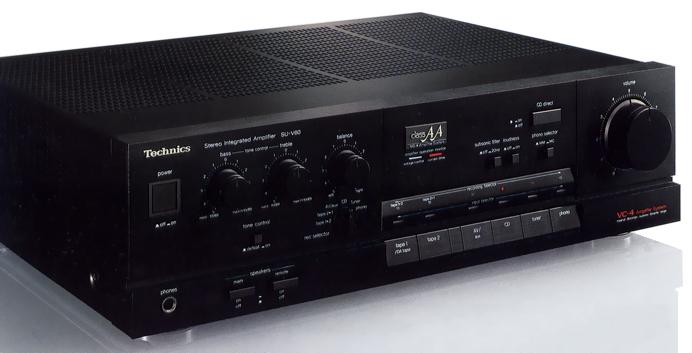 Technics/Panasonic SU-V60